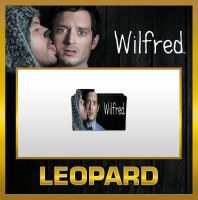 Leopard Wilfred Folder by TMacAG