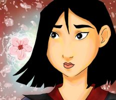 Mulan by A-Sad-Pandas-Poptart