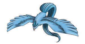 Articuno by nicaranime