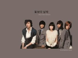 Boys Over Flowers wallpaper by broken-messiah