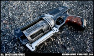 Custom Maverick for IRL: Shooter by JohnsonArms