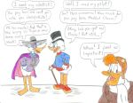 Duck Discussion by Jose-Ramiro