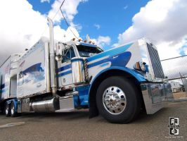 Peterbilt Transporter by Swanee3