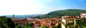 Prague Panorama by tdfj90