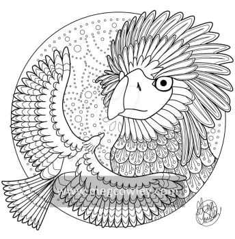 Adultcolouringbook deviantart Coloring book for adults philippines
