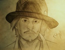 Johnny Depp by PinoyNinjaChris