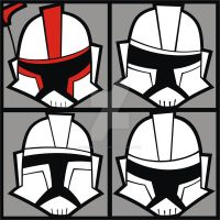 Heads Up Clones 1 by HeadsUpStudios