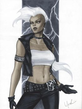 Punk Storm by Protokitty