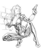 Black Widow 04192012 by guinnessyde