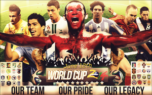 FIFA 2014 World Cup Brazil by Stealthy4u