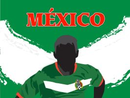 MEXICO by TZKTLIPOK