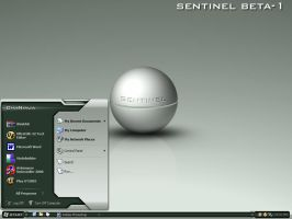 Sentinel Beta - 1 by chaninja