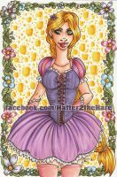 .:Rapunzel:. by Hatter2theHare