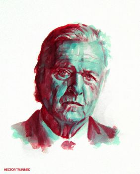Rutger Hauer by Trunnec