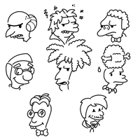 The Simpsons: My Favs by X36