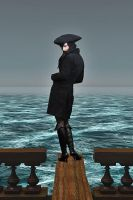 Walk the plank by hoschie