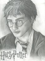 Harry Potter by KickTheCoffin