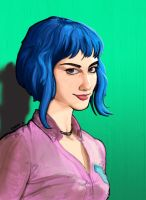 Ramona Flowers by TheArtofAdamKnight