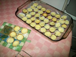 Mini Cheese cakes by icymangoes