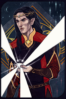 Feanor by Folkwe