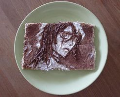 Ulquiorra for breakfast by mandyart1