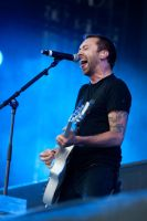 Rise Against by JHR87