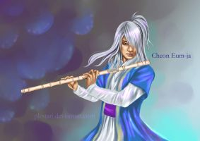 Cheon Eum-ja by Plestari