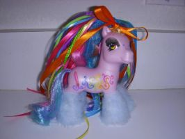 MLP Custom Cyber Toola Roola by colorscapesart