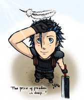SONGS: The price of freedom by Takiusa