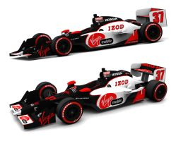 Virgin Mobile IndyCar by tucker65