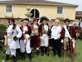 Austrian Succession: Anime Iowa 2012 by RicoTomate