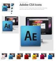 Adobe CS4 Free Icons by rusadrianewald