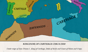 Christian Carthage by mordredderby