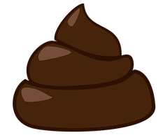 Poop graphic by SarahCascadden