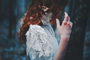 In the autumn hands by NataliaDrepina