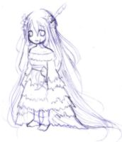 Sketch: Aria design by Laudine