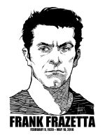 DSS No. 24 - Frank Frazetta by gothicathedral