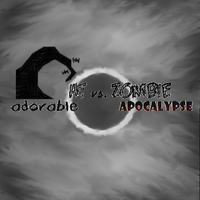 Adorable Cat vs. Zombie Apocalypse by SikkPup