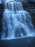 Waterfall by sick-sad-little-mara