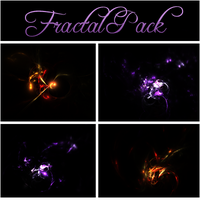 Fractal Pack #1 by soaru-san