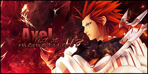 Axel Signature by darside34