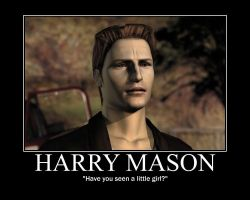Harry Mason motivational by were-fox