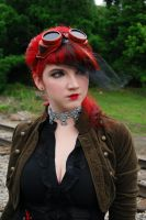 Steampunk fashion - 3 by Kaeldra-1
