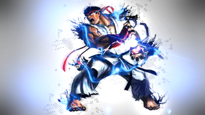 Ryu wallpaper by OriginalBoss
