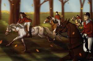 The last sprint by KimenLie