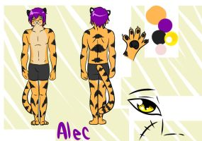 Alec reference Sheet by Luxordtimet