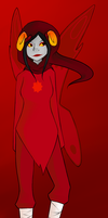 Aradia Megido by rynald