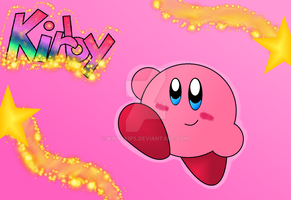 Kirby Redone by KirbyKips