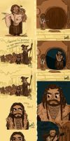 Hobbit tumblr Dump 4 by knightJJ