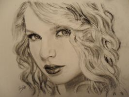 Taylor Swift by DivinePortrait
